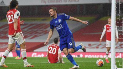 Arsenal – Lester 0:1