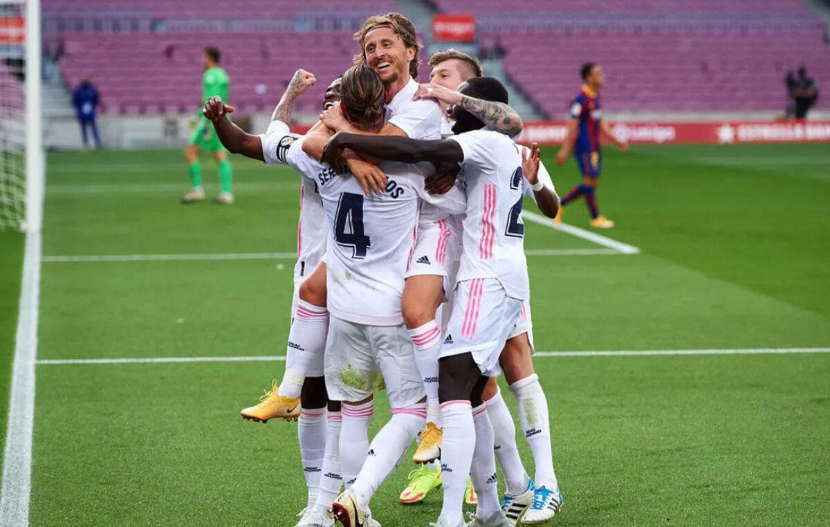 Barselona – Real Madrid 1:3