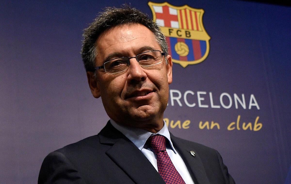 Predsednik Barselone podneo ostavku