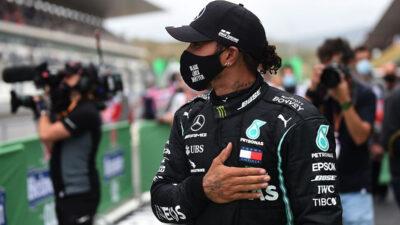 Formula 1: Luis Hamilton ima novi rekord