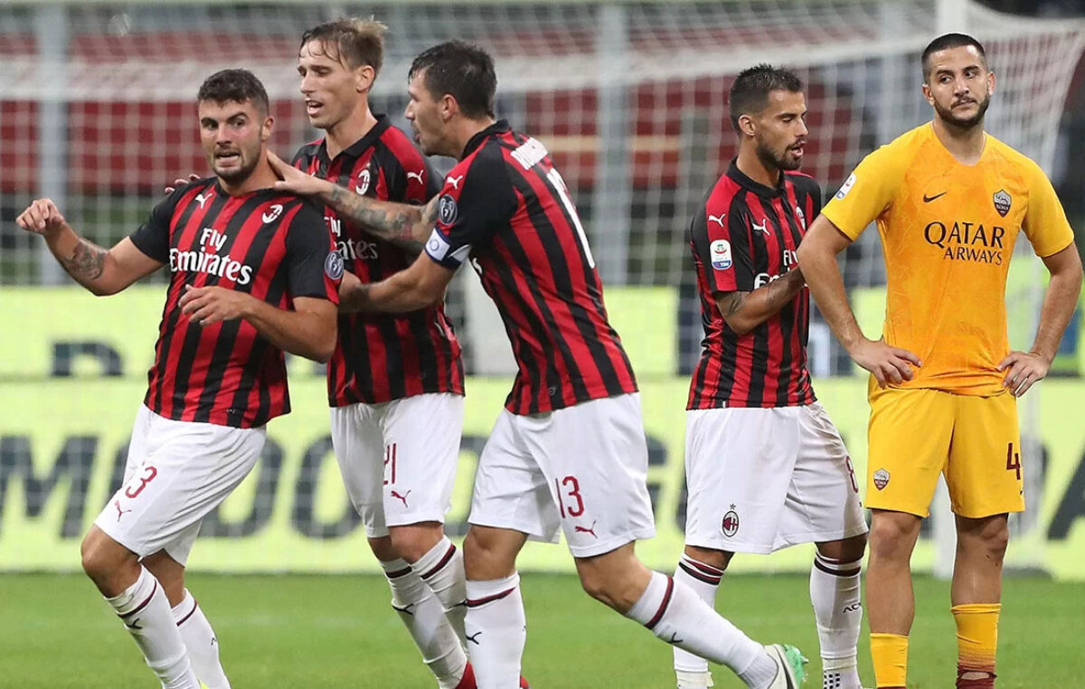 Najava utakmice: Milan – Roma