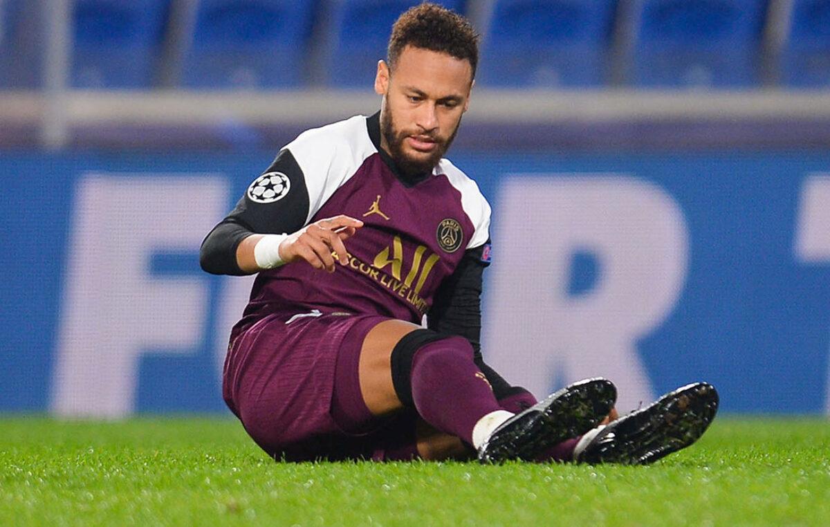 Nejmar propušta tri utakmice zbog povrede