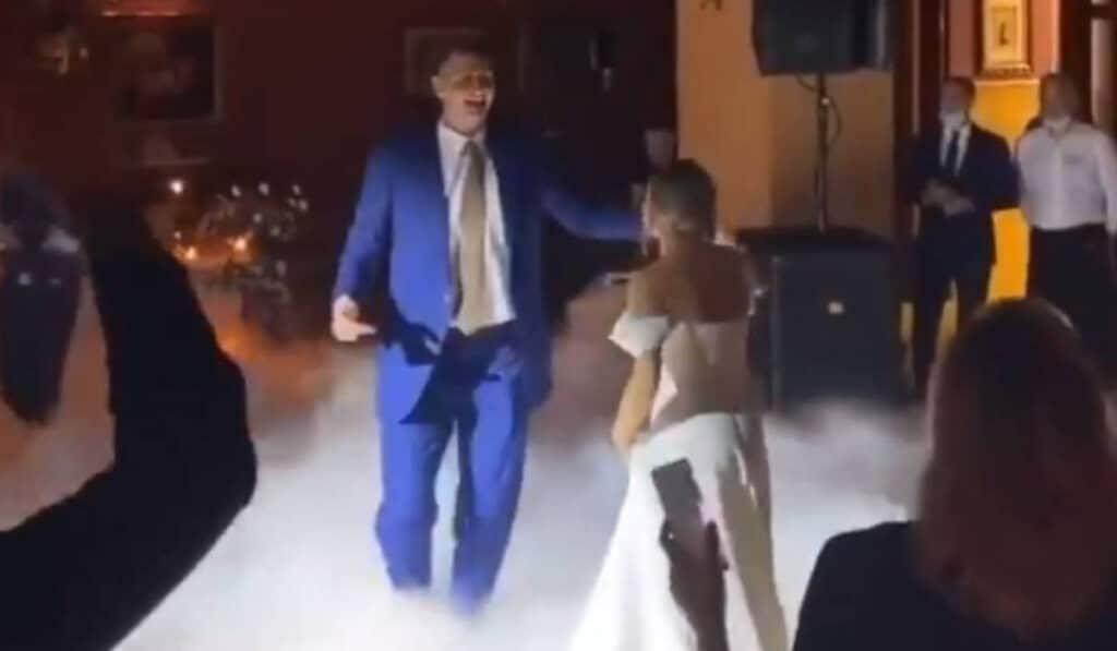 Nikola Jokić svadba