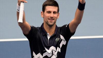 Novak savladao FIlipa u srpskom derbiju