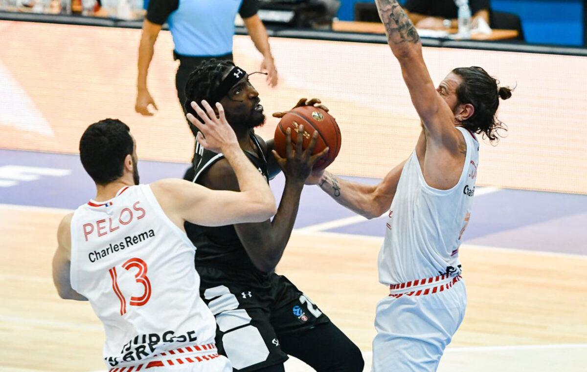 Partizan poražen od Burža