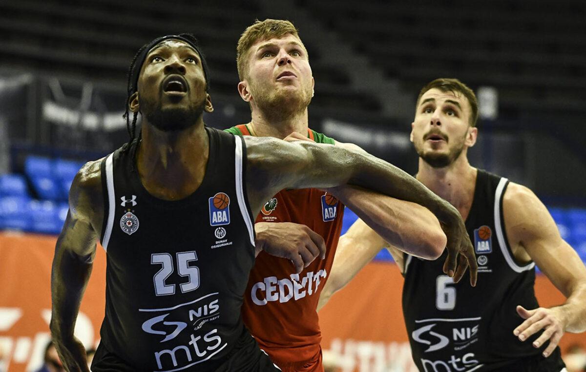 Partizan – Cedevita Olimpija 86:77
