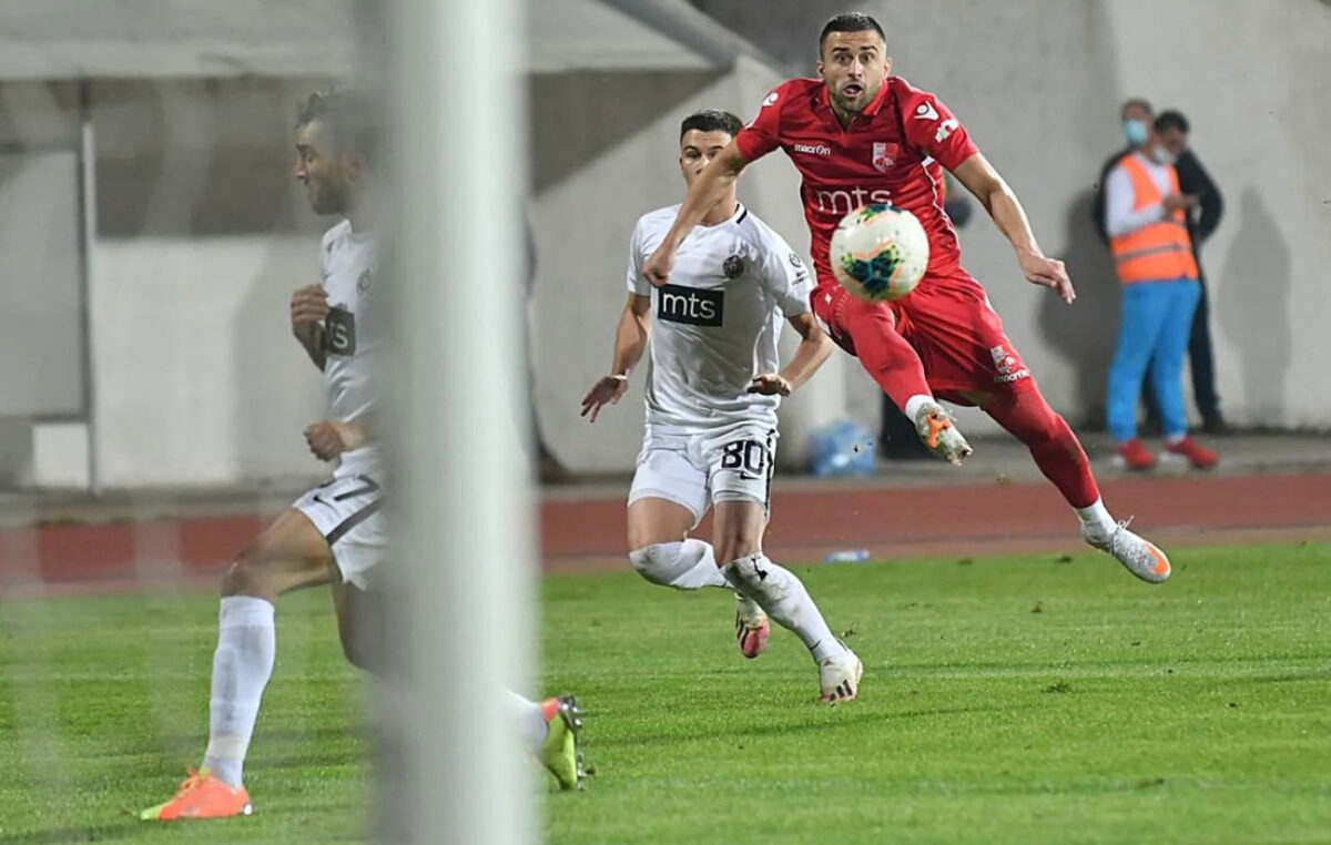 Radnički Niš – Partizan 1:0