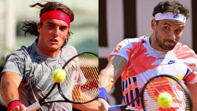 ATP turnir serije 500 u Beču: Tsitsipas – Dimitrov