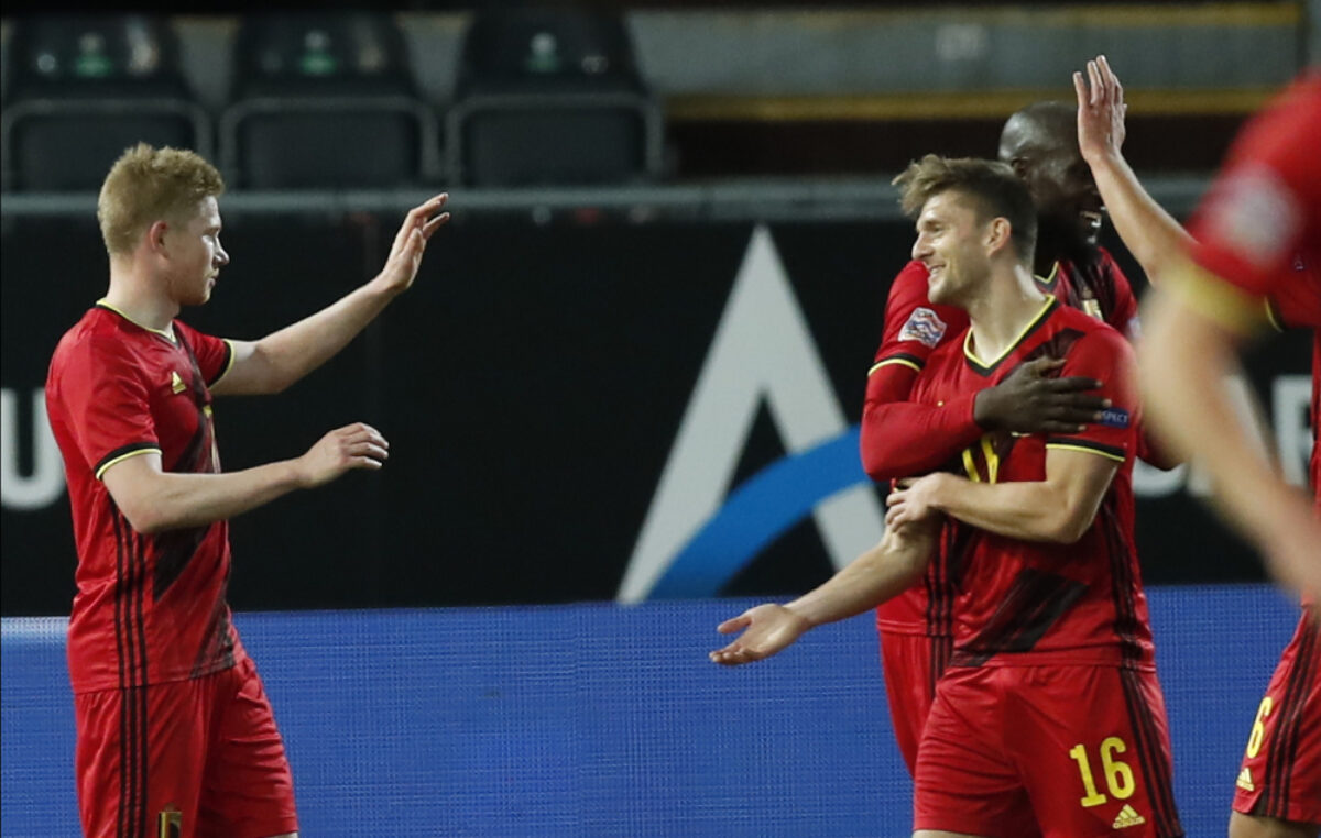 Liga A- Italija i Belgija drugi učesnici polufinala najelitnijeg ranga u Ligi nacija