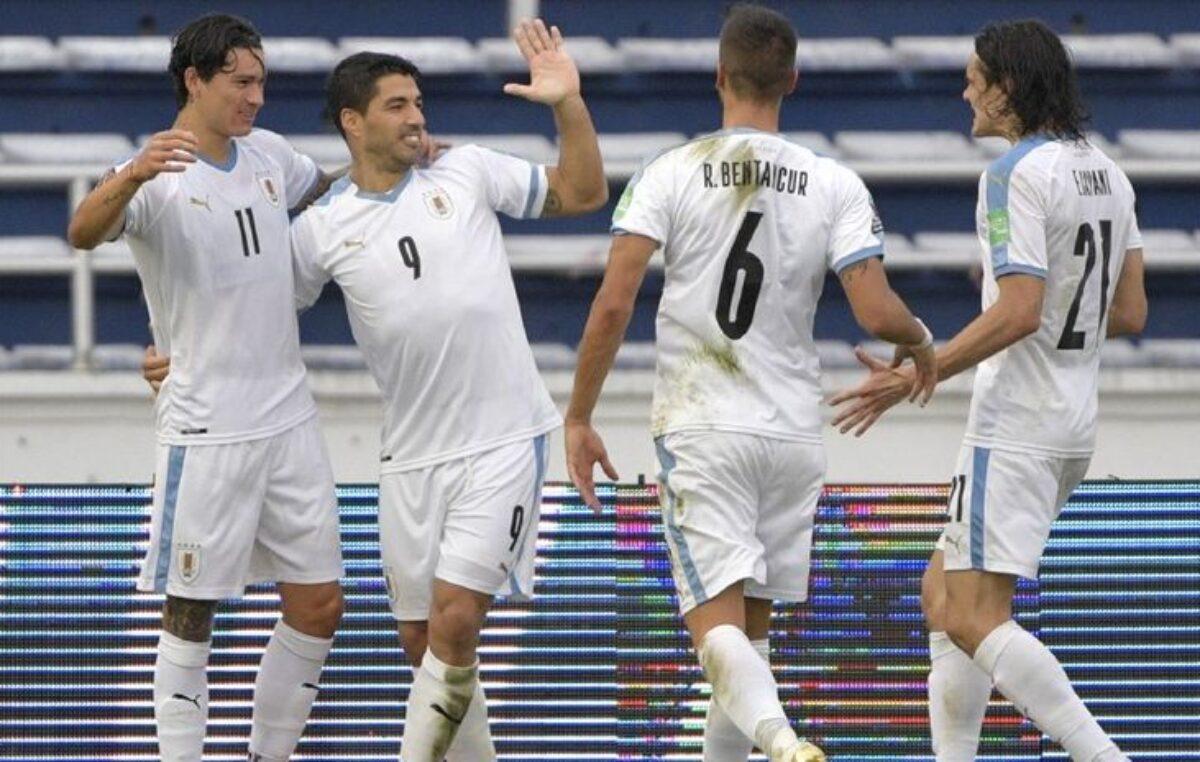 Urugvaj rutinski do pobede nad Kolumbijom