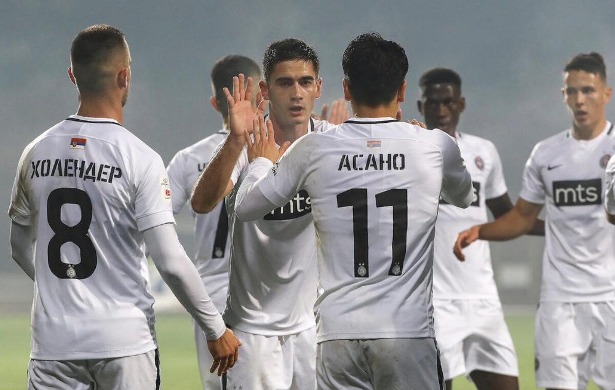 Partizan pobedio u derbiju kola