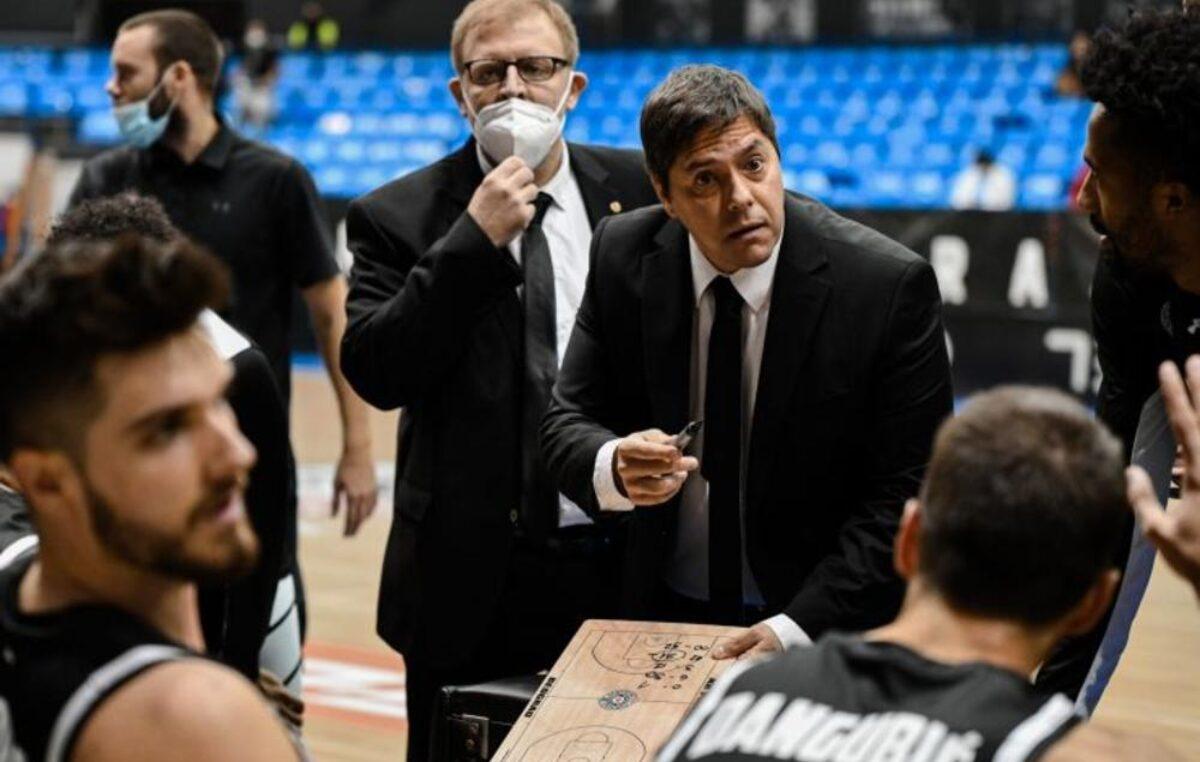 Partizan do ubedljive pobede u poslednjoj četvrtini