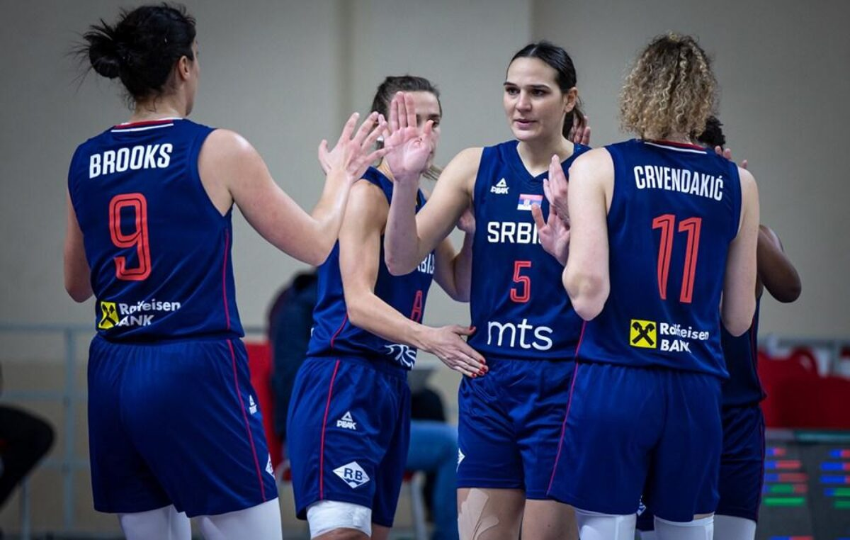 Košarkašice Srbije obezbedile učešće na Evropskom prvenstvu 2021.