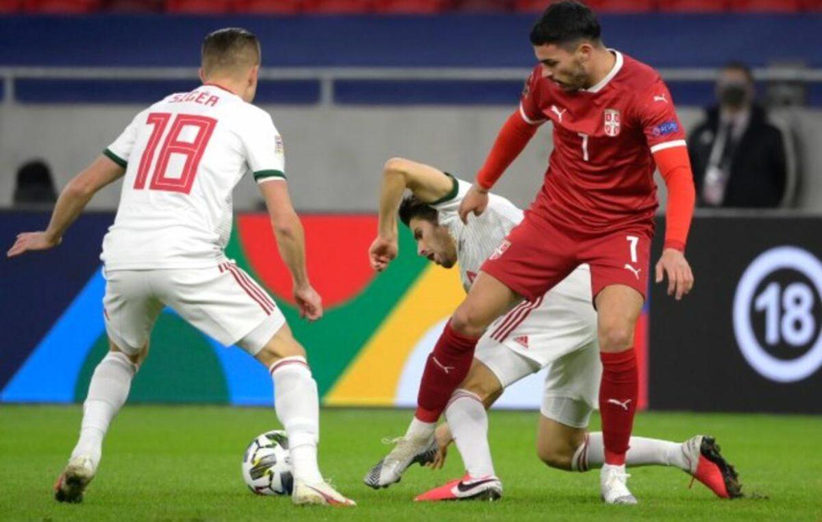 Remi u Budimpešti. Srbija i dalje bez pobede u Ligi nacija