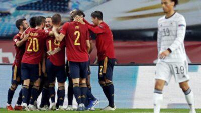 Liga nacija: Španija deklasirala Nemačku. Hrvatska opstala