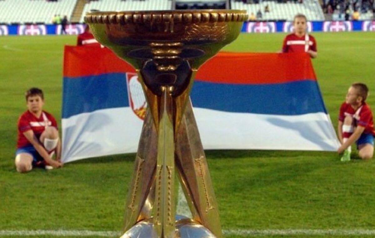 Izvučeni parovi osmine finala Kupa Srbije