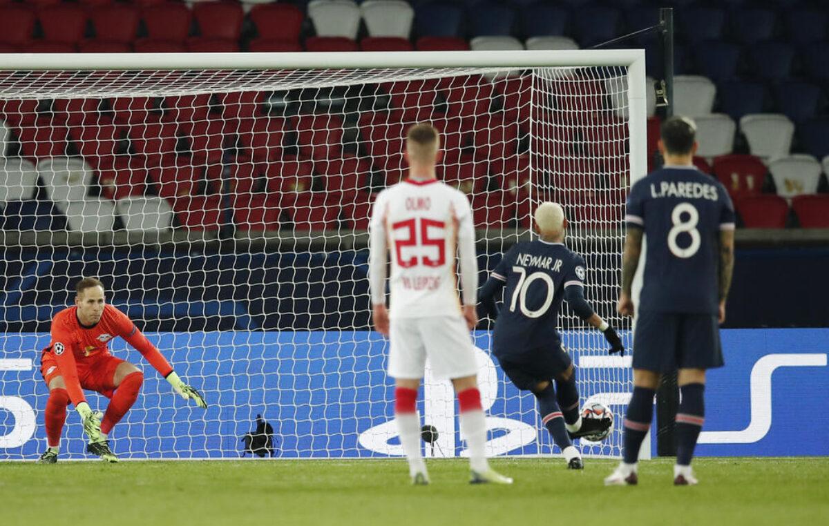 Barselona i Juventus u nokaut fazi. Nejmar sa penala ostavio PSŽ u trci