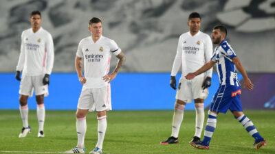 Alaves iznenadio Real u sred Madrida