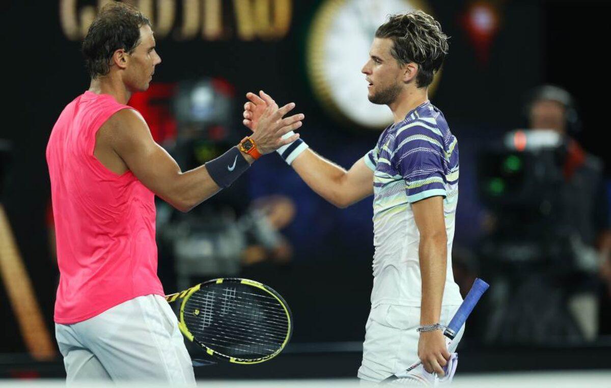 Tim u derbiju dana savladao Nadala. Cicipas jedva do pobede protiv Rubljeva