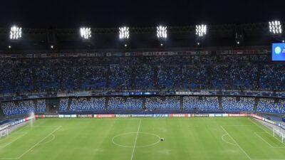 Zvanično: Stadion Napolija – Stadion Dijego Armando Maradona