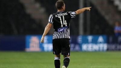 Andrija Živković je heroj PAOK-a