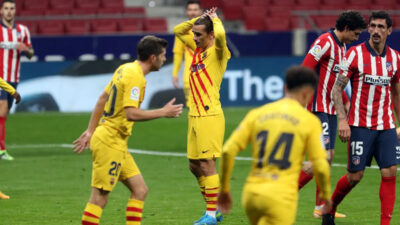 Atletiku pripao veliki drebi protiv Barselone