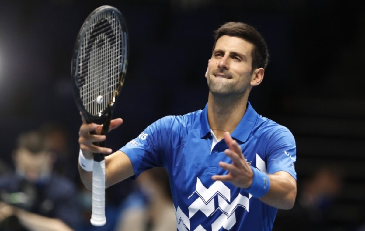 Novak sutra od 15 časova protiv Tima za finale Londona