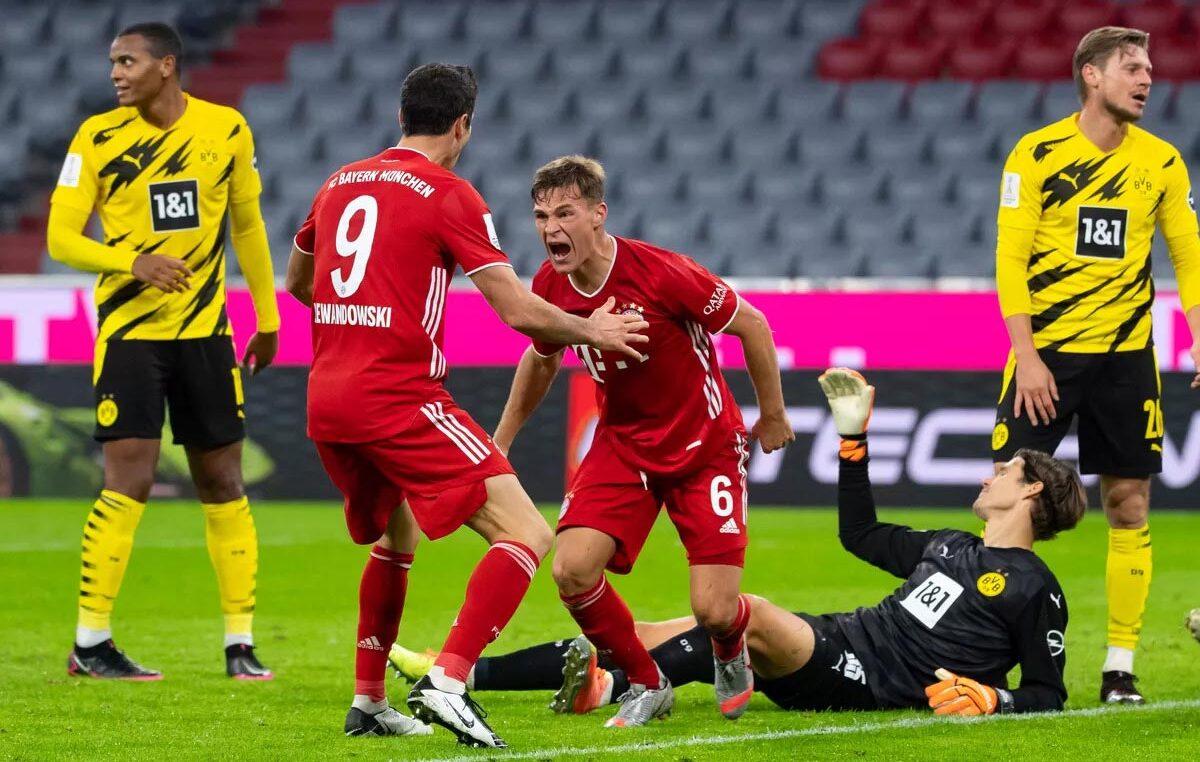 Dortmund nemoćan protiv Bajerna