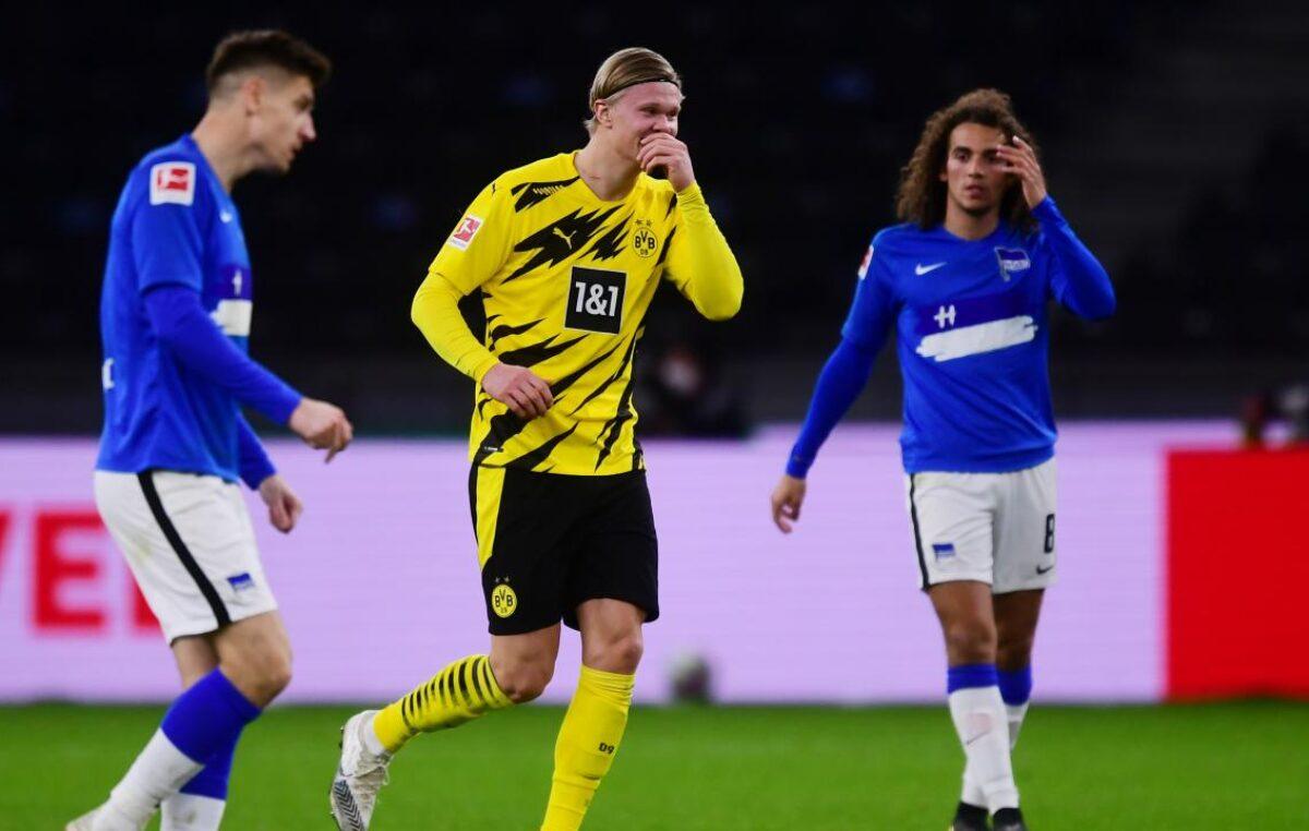 Neverovatni Haland postigao četiri gola za samo 33 minuta