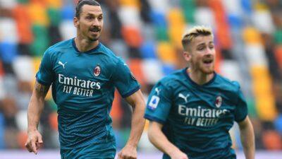 Ibrahimović ponovo junak Milana