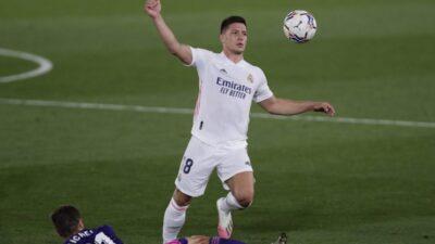 Jović odigrao poslednji meč u dresu Reala?
