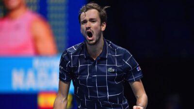 Medvedev osvojio titulu na završnom ATP turniru u Londonu