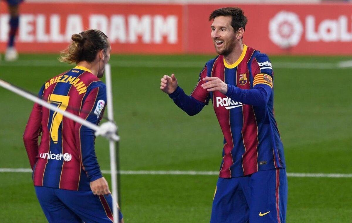 Mesijeva magija za novu pobedu Barselone