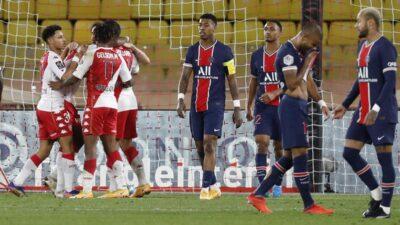 Monako savladao PSŽ nakon velikog preokreta
