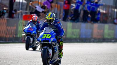 Vozač Suzukija Đoan Mir trijumfovao u Valensiji