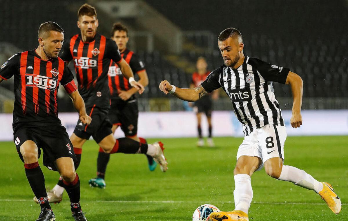 Partizan – Mačva 2:0