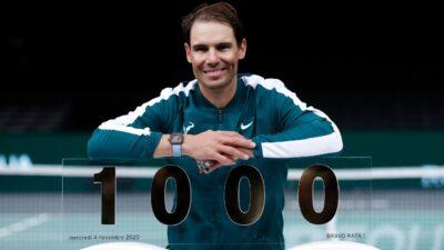 Rafael Nadal došao do brojke od 1000 pobeda