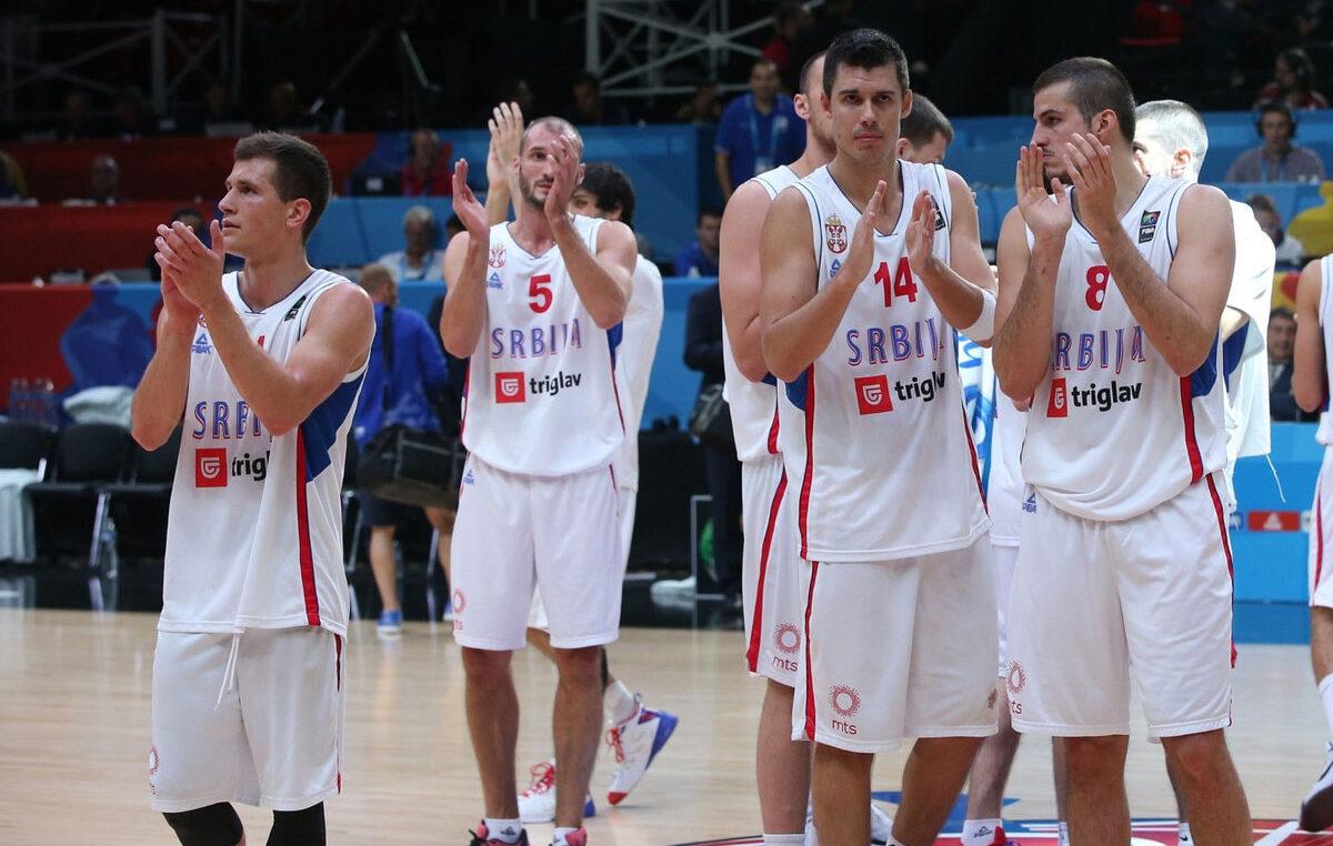 Reprezentacija Srbije spremna čeka kvalifikacione utakmice u Finskoj