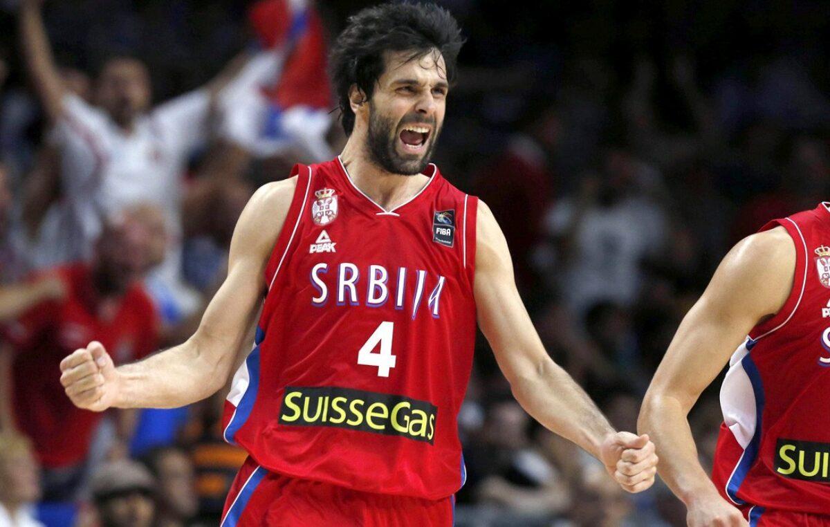 Teodosić neće igrati za Srbiju