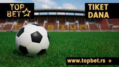 Top Bet – Tiket dana za ponedeljak 30. novembar