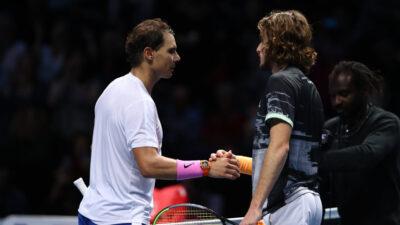 Nadal savladao Cicipasa za polufinale u Londonu