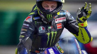 Valentino Rosi se oprostio od Jamahe nakon 13 godina saradnje