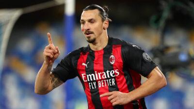 Maestro Ibrahimović za slavlje Milana u Napulju