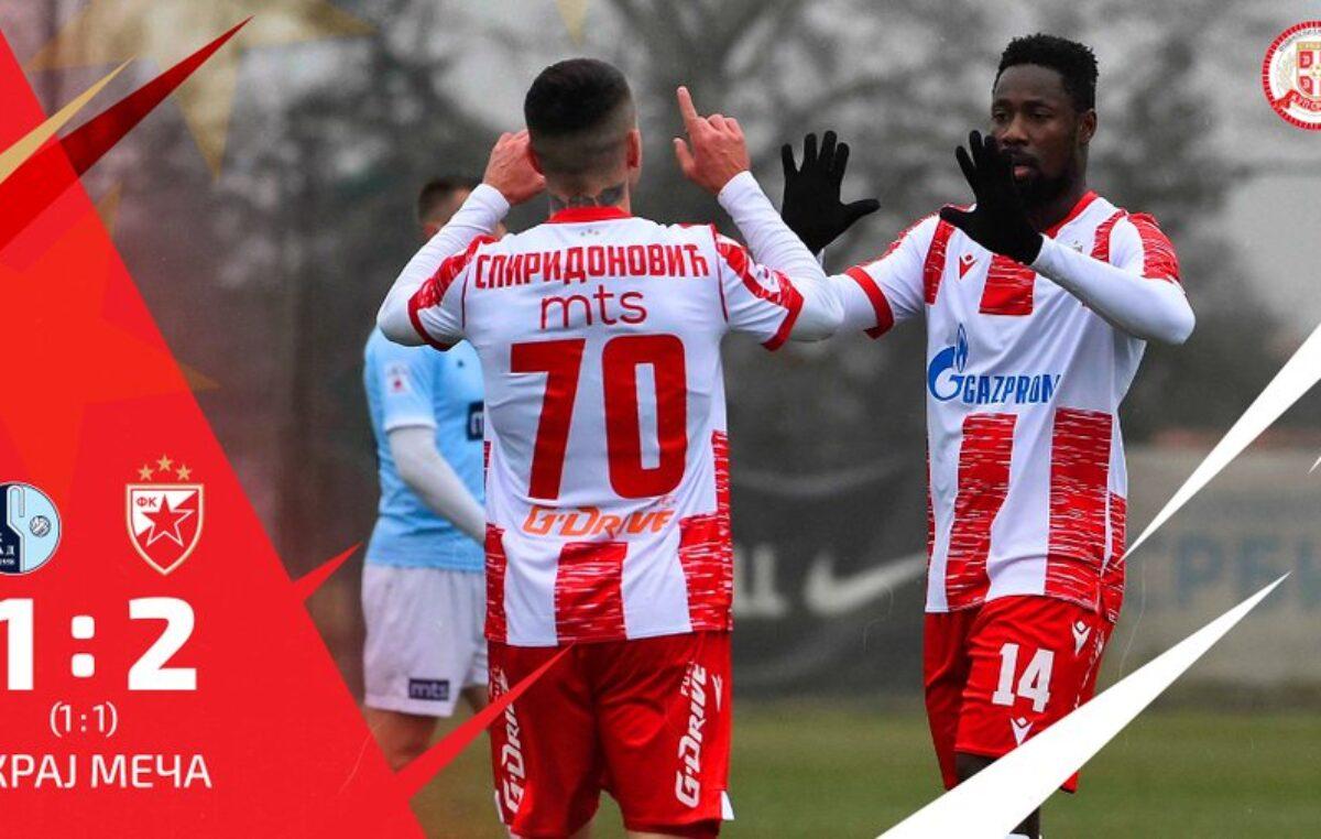 Zvezda u četvrtfinalu Kupa Srbije