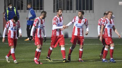 Milunović doneo pobedu Crvenoj zvezdi za kraj fantastične polusezone