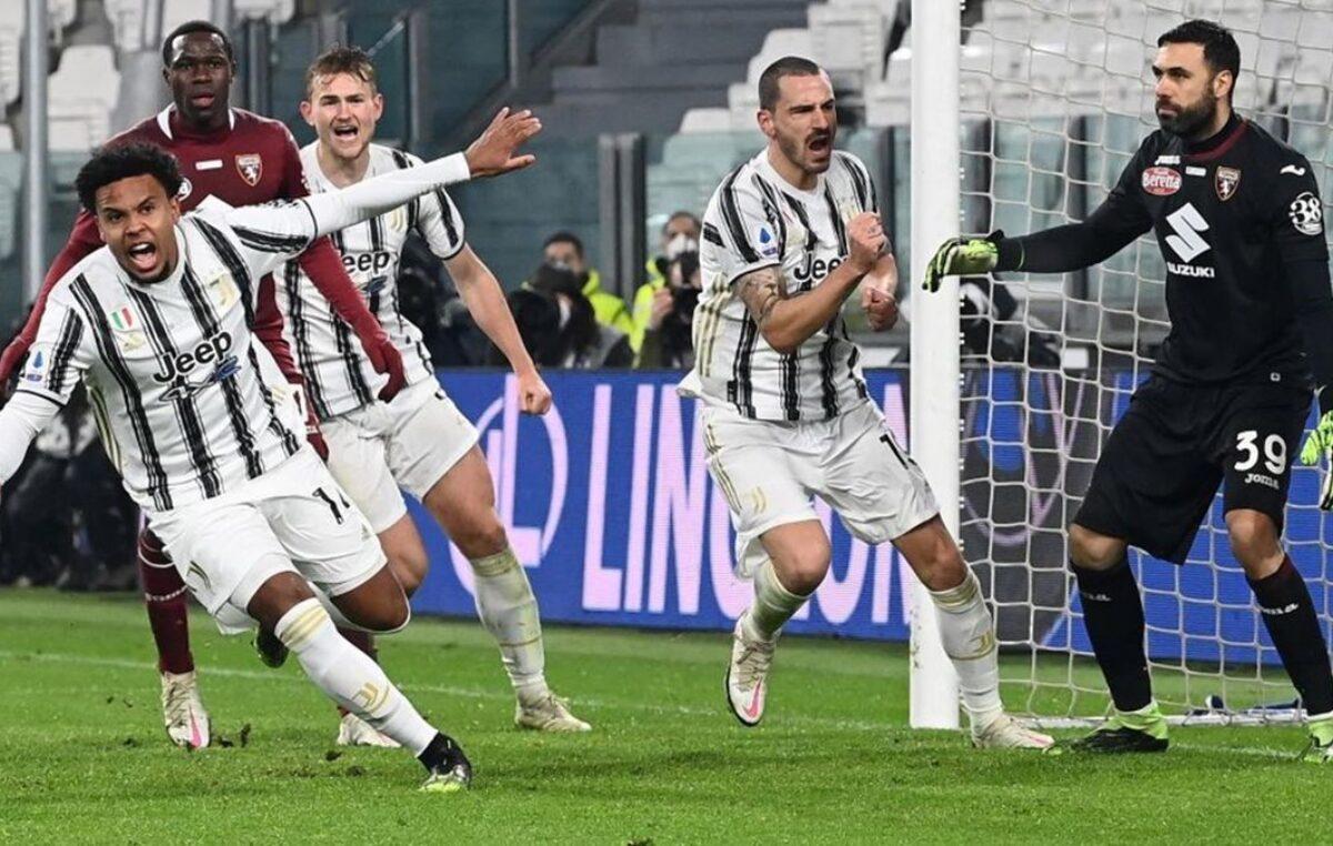 """Juventus slavio u derbiju ,,Dela Mole"""""""