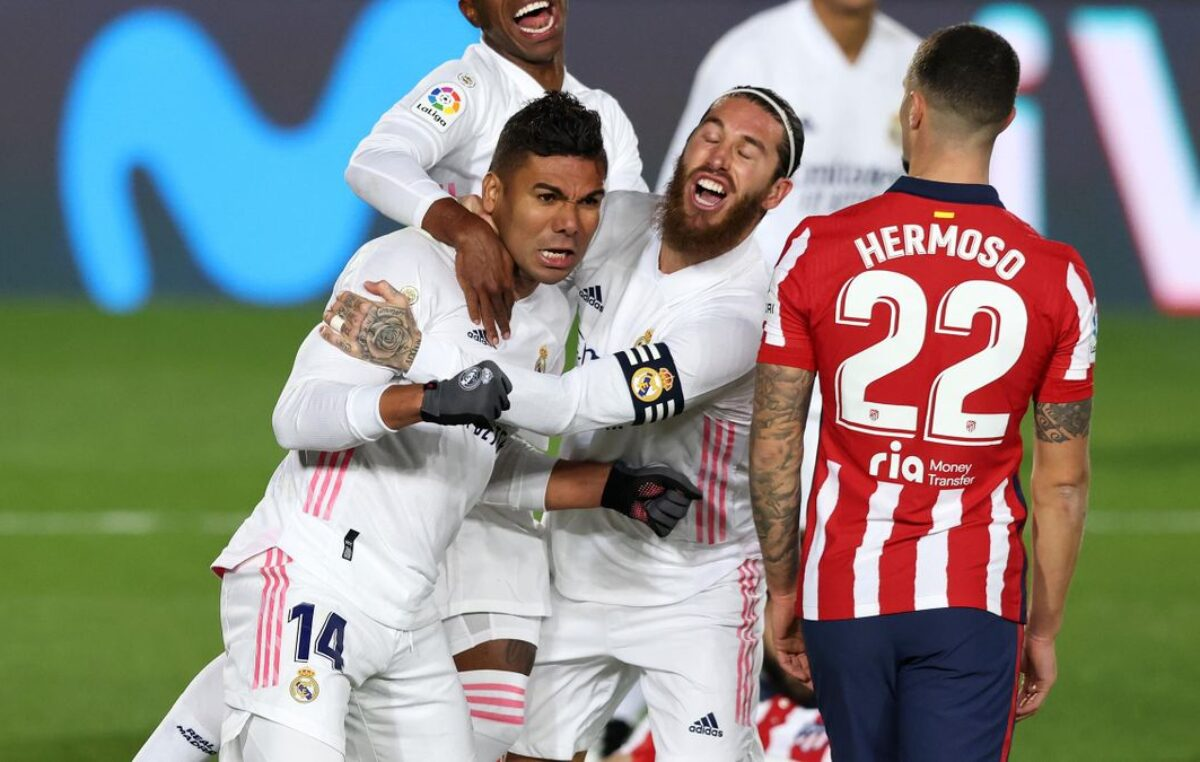 """Pobeda Reala u """"Madrilenju"""""""
