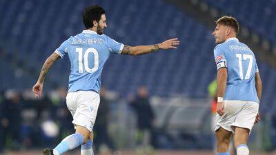 Važna pobeda Lacija protiv Napolija