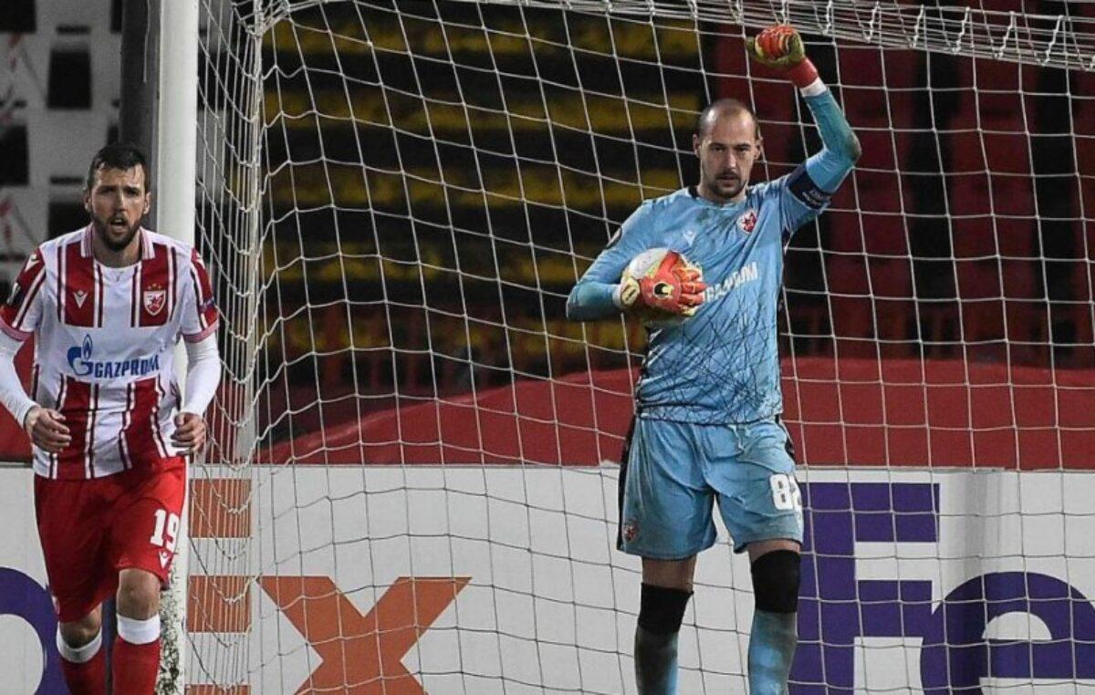 Milan Borjan najbolji golman Lige Evrope