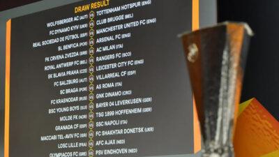 Crvena zvezda igra sa Milanom u šesnaestini finala Lige Evrope